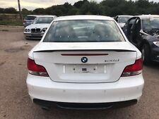 BMW E82 120d M SPORT in White BREAKING - 3rd Brake Boot Lid Lamp