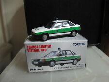 Audi 80 B3 Polizel German Police car 1/64 tomytec tomica