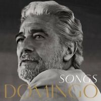 Placido Domingo Songs 14 Track CD Album Sony Classical