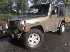 2005 Jeep Wrangler Sport - Clean Carfax - No Frame Rust