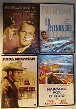 PELICULA DVD PACK PAUL NEWMAN 4 TITULOS PRECINTADAS