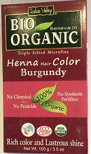 Indus Valley 103ml Henna Hair Color - Indigo Black