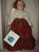 Remembrance Dolls of the Month, Effanbee, (December)