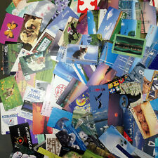 LOTTO 100 schede telefoniche giapponesi - Japan phone cards lot