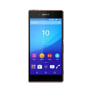 Sony Xperia Z3 Plus DUAL SIM Android Smart Unlocked Mobile Phone E6533 Copper UK