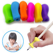 3PCS/Set Children Pencil Holder Pen Writing Grip Posture Correction Tool New NS