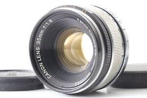 [MINT] Canon 35mm F/1.8 Lens Leica Screw Mount LTM L39 from Japan