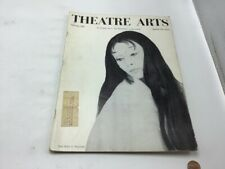 THEATRE ARTS; 1959 Feb; complete play TIME REMEMBERED; Claire Bloom cover