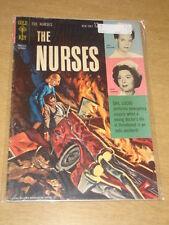 NURSES #3 VG (4.0) GOLD KEY COMICS OCTOBER 1963