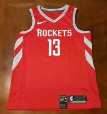 Collar Heredero Préstamo de dinero  Nike James Harden NBA Jerseys for sale | eBay