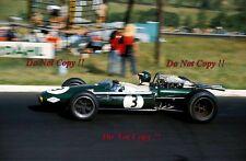 Jochen Rindt Brabham BT24 South African Grand Prix 1968 Photograph 2