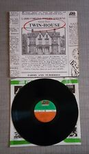 LARRY CORYELL & PHILIP CATHERINE - TWIN HOUSE - GERMAN ISSUE LP ON ATLANTIC - EX