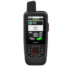 GARMIN GPSMAP 86SCI HANDHELD W/INREACH BLUECHART G3 COASTAL CHARTS  010-02236-02