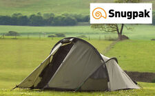 Snugpak SCORPION 2 Lightweight, Two Man Expedition & Base Camp Tent, Quick Pitch