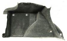 LH Trunk Side Carpet 99-05 VW Jetta Mk4 Sedan Trunk Door Compartment - Genuine