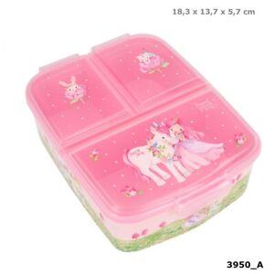 Depesche Brotdose Snackbox Kinder Kindergarten Schule Prinzessin