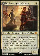 Kytheon, Hero of Akros FOIL / Gideon, Battle-Forged   NM/M   Magic Origins   MTG