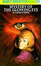 Nancy Drew 51: Mystery of the Glowing Eye, Keene, Carolyn, 0448095513, Book, Goo