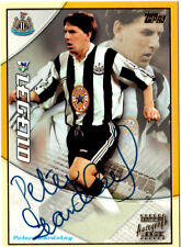 Peter Beardsley  Topps Legend 2003 Signature Card  FREE SHIPPING new price