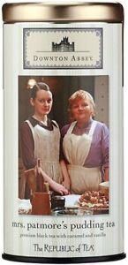 Downton Abbey Mrs. Patmore's Pudding Tea by The Republic of Tea, 36 tea bag