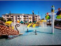 Sheraton Broadway Plantation. July 3 thru10 Two-Bedroom Villa. Myrtle Beach, SC