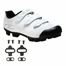 Zol Raptor MTB Cycling Shoes w/ SPD Cleats