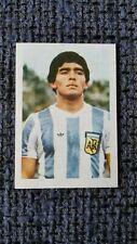 1982 WORLD CUP SPECIAL FKS Fher STICKER - DIEGO MARADONA #5 ARGENTINA VERY RARE