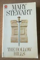 The Hollow Hills. Mary Stewart. Coronet Paperback.1974 Vintage