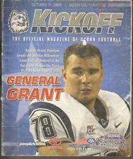 2005 U Conn v. Syracuse football program