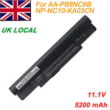 6 Cell Laptop Battery for Samsung NP-NC10-KA03CN NC10 N110 N120 N130 N140 N510