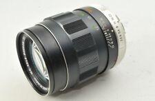 MINOLTA MC TELE ROKKOR PF 100mm f 2.5 Camera Lens USED