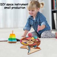 DIY Solar System Planetarium Model Kits Kids Educational Toys Astronomy Science