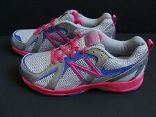 NWT Girls NEW BALANCE 554 Running Shoes Size 7 Sneakers Track Trail Athletic NIB