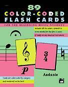 COLOUR CODED FLASH CARDS (89)*