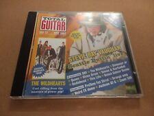 TOTAL GUITAR ~ CD ~ VOLUME 37 NOVEMBER 1997 (NO MAGAZINE) STEVIE RAY VAUGHAN