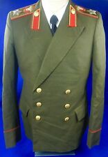 Vintage Soviet Russian Russia USSR Post WW2 Marshal Tunic Jacket Coat Uniform **