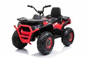 Kinder Elektroquad MP3 Offroad ATV Quad Geländewagen 2x45W 12V +FB