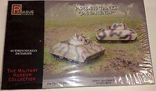 BRAND NEW PEGASUS HOBBIES JAGUARUNDI P-245-010 1/72 SCALE PLASTIC MODEL TANKS !!