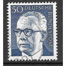 50 DEUTCHE BUNDESPOST blue stamp for sale
