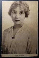 Postcard Silent Movie Star Actress Bessie Love