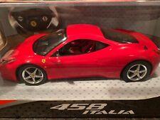 Licensed RASTAR 1/14 Scale Radio Remote Control Model Car - Red Ferrari LaFerrar