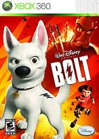 Bolt (Microsoft Xbox 360, 2008) loose
