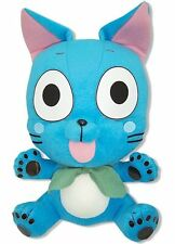 "New Licensed Fairy Tail Anime ~13"" Large Happy Official GE Plush Doll (GE-2509)"