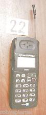 Cellulare vintage MOTOROLA mg1-4A11 d460 d 460 MODELLO SPECIALE raro OMNITEL GSM