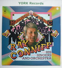 RAY CONNIFF - Souvenir Album - Excellent Condition LP Record CBS SPR 78