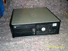 Dell Optiplex 755 SFF Ordinateur De Bureau Core 2 Duo E4600 2.4Ghz 2 Go 80 Go DVD-ROM PC