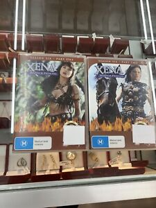 xena warrior princess warrior part one and oart two