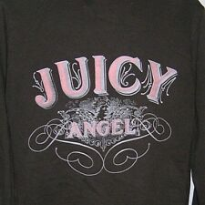 Juicy Couture Dark Brown Track Sport Jacket Women's Size S(Small)