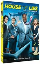 House of Lies Complete Series 1 DVD All Episode First Season Original UK Rel NEW