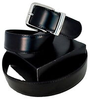 Cintura Uomo Calvin Klein 100% Pelle 110/125  Belt Men 100% Leather Black